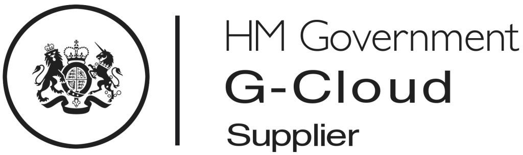 HM Government G Cloud Supplier